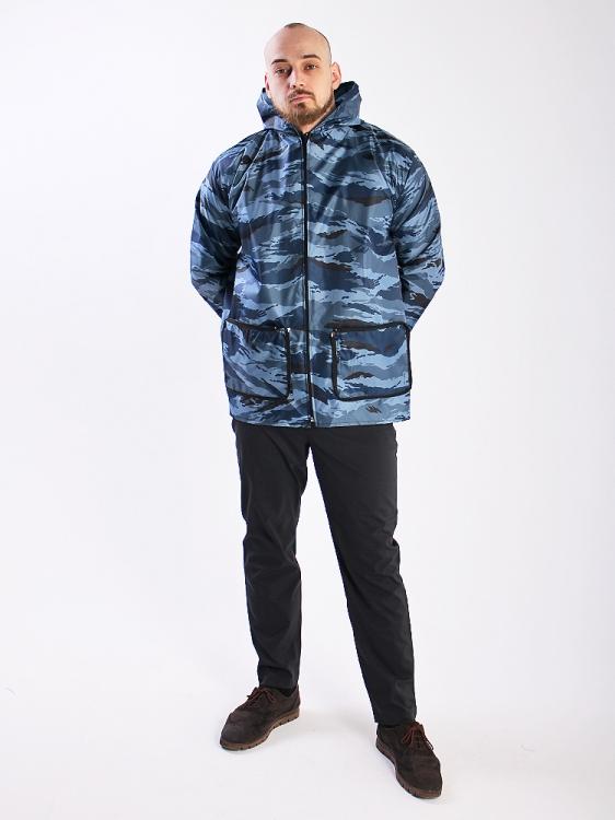 Дождевик куртка универсальная с карманами омон