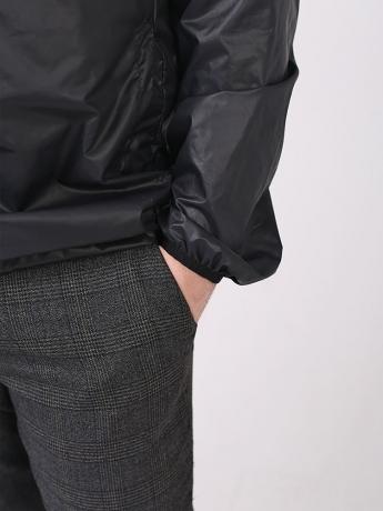 Куртка анорак с капюшоном и карманом кенгуру_5
