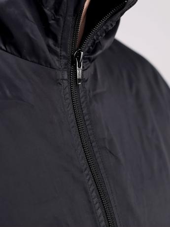 Куртка анорак с капюшоном и карманом кенгуру_6