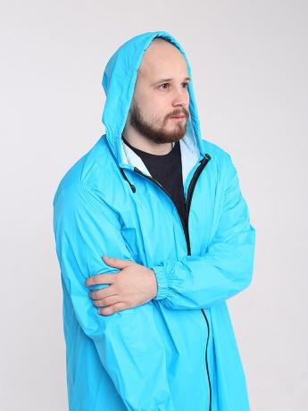 Дождевик Ultra непромокаемый стильный на молнии_1